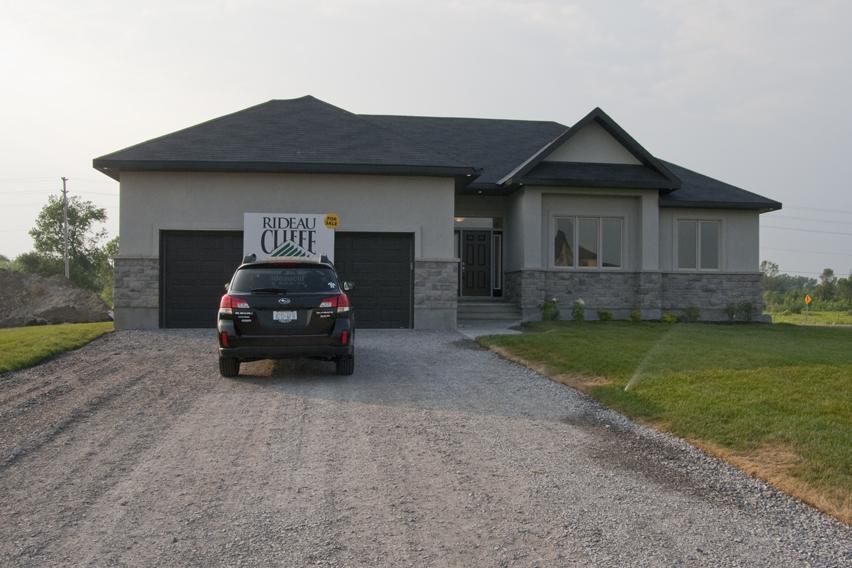 Custom Model Homes :: Greely Custom Homes, Water\'s Edge Homes ...